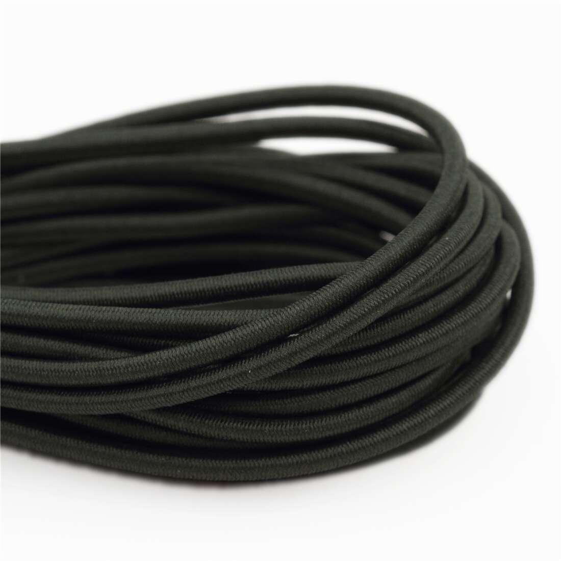 1m Dark Green Elastic Cord Modes4u