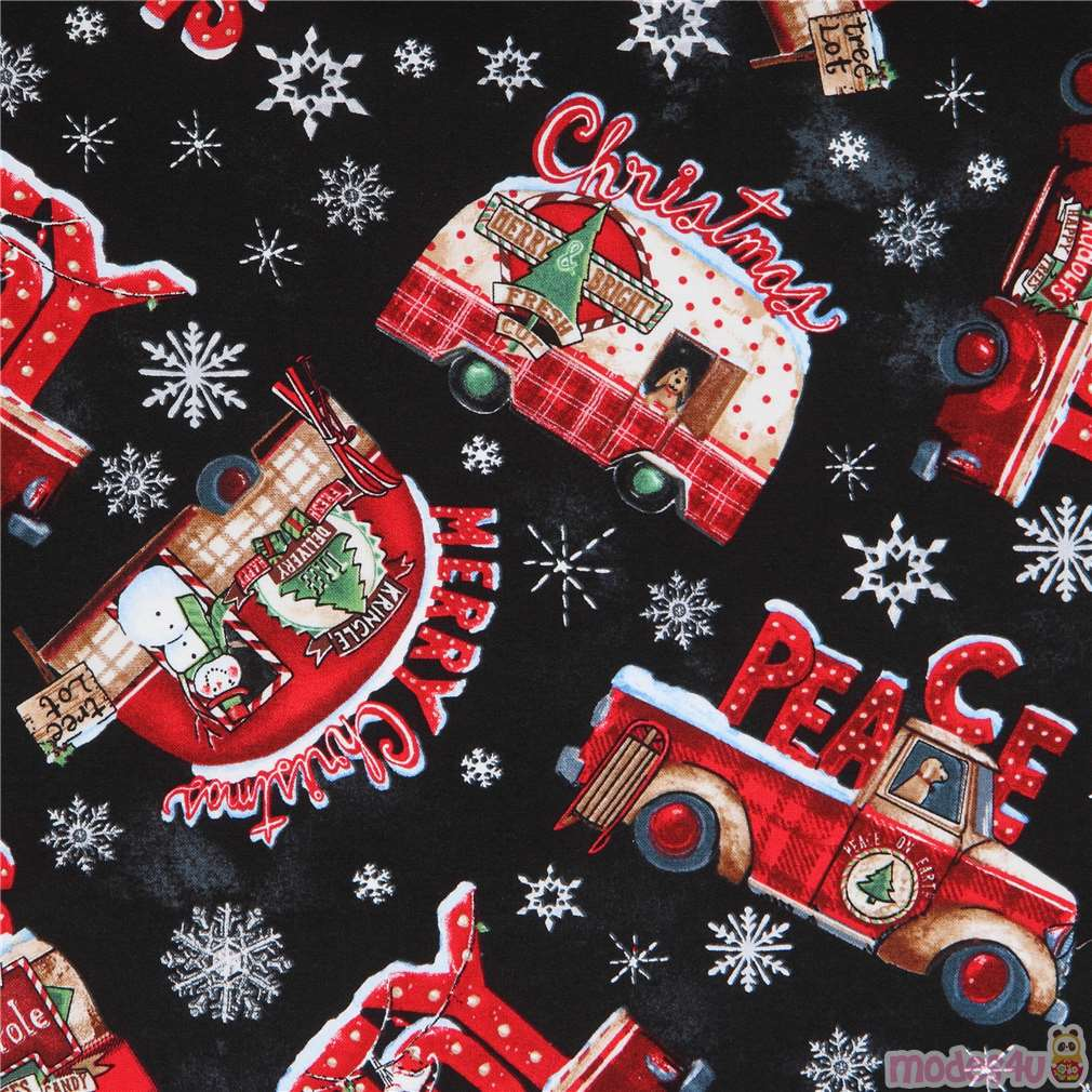 Christmas Fabric By Timeless Treasures With Santa