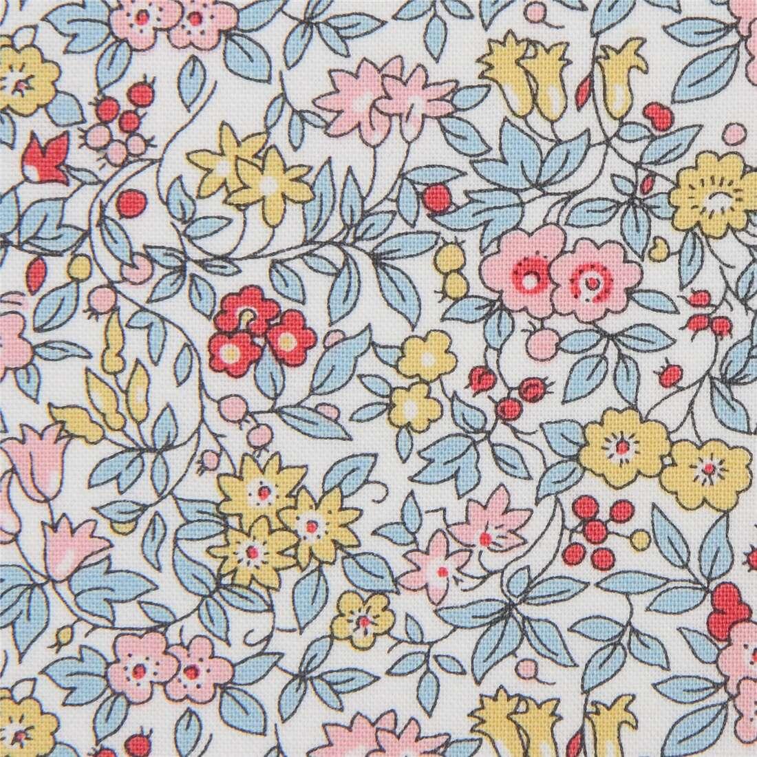 Liberty Fabrics Mini Flower Garden Fabric Modes4u