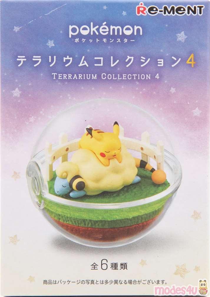 Pokemon Terrarium EX Alola 2 Re-Ment rement miniature blind box