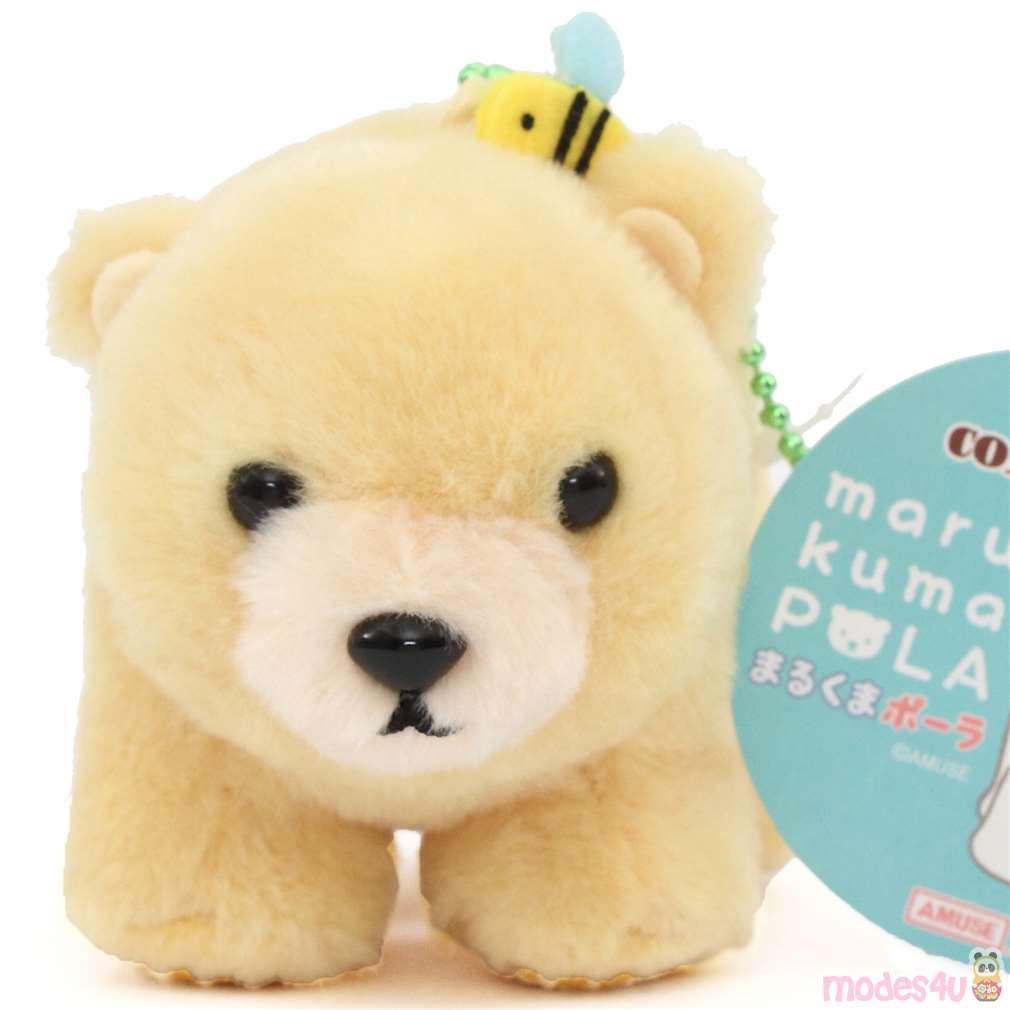 Cute Yellow Bear Plush Toy From Japan Teddy Bear Panda Plush