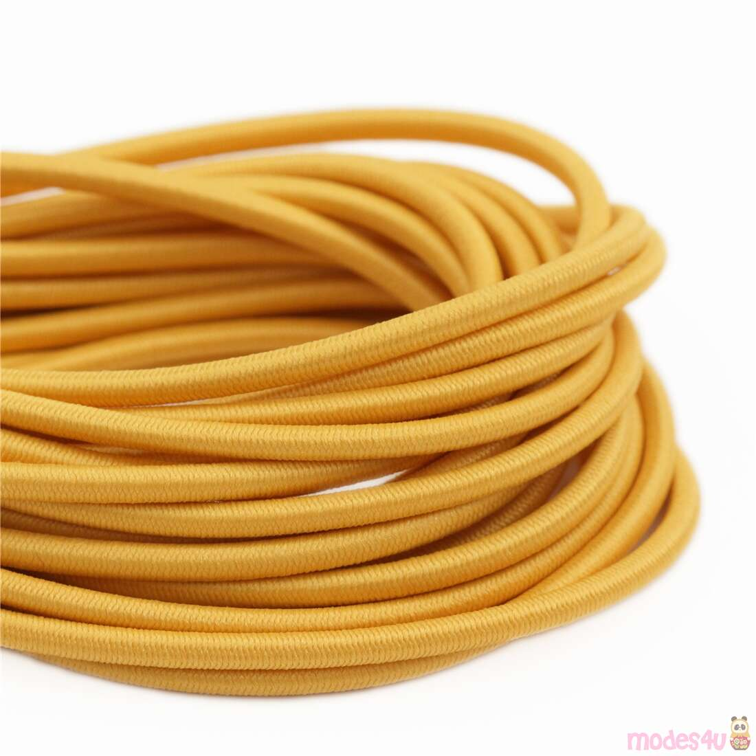 Yellow Orange 1m Elastic Cord Modes4u