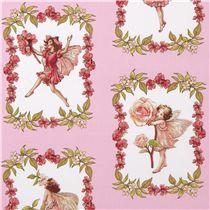 Michael miller fabric sweet fairies pink flower fairy flower michael miller fabric sweet fairies pink flower fairy flower fabric fabric kawaii shop modes4u mightylinksfo