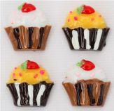 s sse t rtchen cupcake miniatur deko kawaii 2 st ck. Black Bedroom Furniture Sets. Home Design Ideas