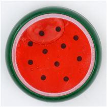 roter schleim in beh lter mit wassermelonen form schleim slime squishy kawaii shop modes4u. Black Bedroom Furniture Sets. Home Design Ideas