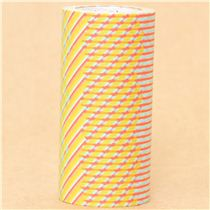 Extra Wide Mt Casa Washi Tape 10cm Stripes Deco Tape