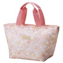 sac d jeuner isotherme pour bo te bento et gourdes rose clair fleurs animaux sacs. Black Bedroom Furniture Sets. Home Design Ideas
