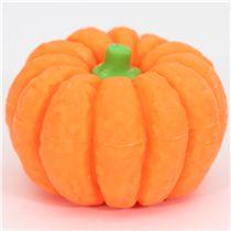 A best friend for a pumpkin eraser