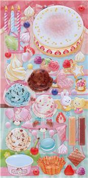 Decorar Tarta Lapices De Colores