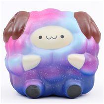 Squishy Galaxy Sheep : scented galaxy medium size Pop Pop Sheep squishy by Pat Pat Zoo - Animal Squishy - Squishies ...