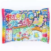 Diy sets eraser making kits popin cookin candy clay sets etc kracie popin cookin diy candy kit gummy animals solutioingenieria Choice Image