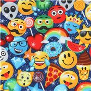 Children fabric from michael miller fabric robert kaufman fabric emoji fabric by timeless treasures gumiabroncs Image collections
