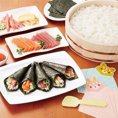 temaki sushi former set mit l ffel von torune bento zubeh r bento boxen kawaii shop modes4u. Black Bedroom Furniture Sets. Home Design Ideas