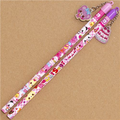 DelGuard x Hello Kitty Mechanical Pencils Price: ¥650 (¥702 including tax)  Barrel Color: ・0.5 mm lead: Hello Kitty Red, Hello Kitty Pink, Hello Kitty  White ...