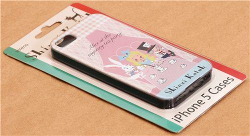 custodia cellulare iphone 5s alice nel