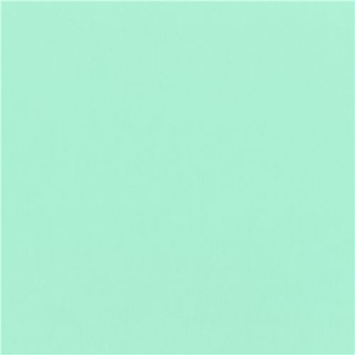 Aruba Mint Green Kona Fabric Robert Kaufman Usa Modes4u