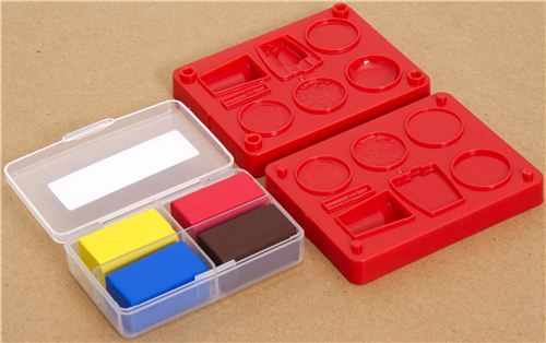 Diy eraser making kit to make yourself fast food eraser diy sets diy eraser making kit to make yourself fast food eraser 6 solutioingenieria Image collections