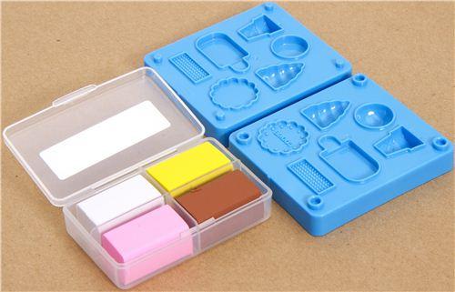 Diy eraser making kit to make yourself sweets eraser diy sets diy eraser making kit to make yourself sweets eraser 6 solutioingenieria Image collections