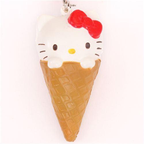 Pictures Of Ice Cream Cake Hello Kitty