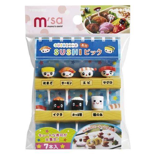 japanese food picks for bento box lunch box bento accessories bento boxes kawaii shop modes4u. Black Bedroom Furniture Sets. Home Design Ideas