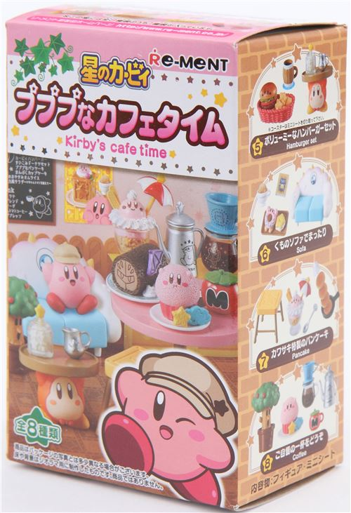 Kirby Cafe Time Re Ment Miniature Blind Box Re Ment