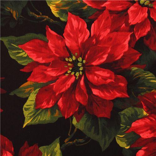 Poinsettia Oil Paintings