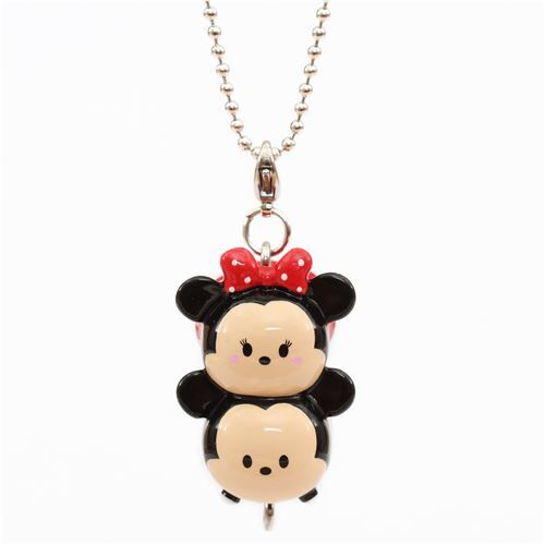 Mini Disney Mickey Minnie Mouse Charm Cellphone Strap Modes4u