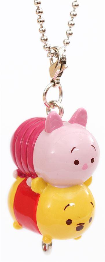 mini disney winnie the pooh piglet charm cellphone strap phone