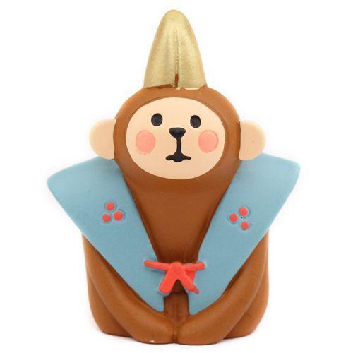 Monkey greetings figurine japan figurines stationery kawaii monkey greetings figurine japan 1 m4hsunfo