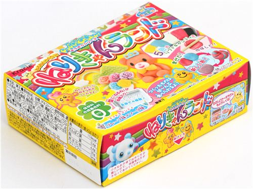 kracie popin cookin bento box english instructions
