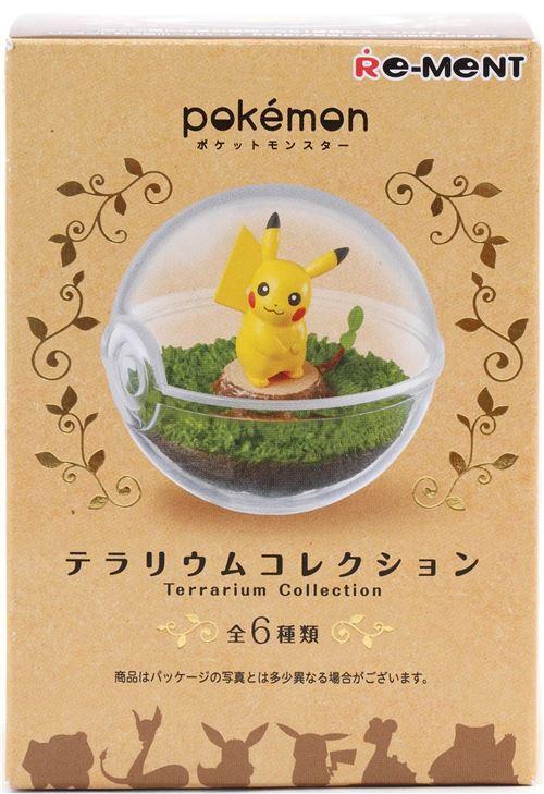 Pokemon Terrarium Collection Re Ment Miniature Blind Box