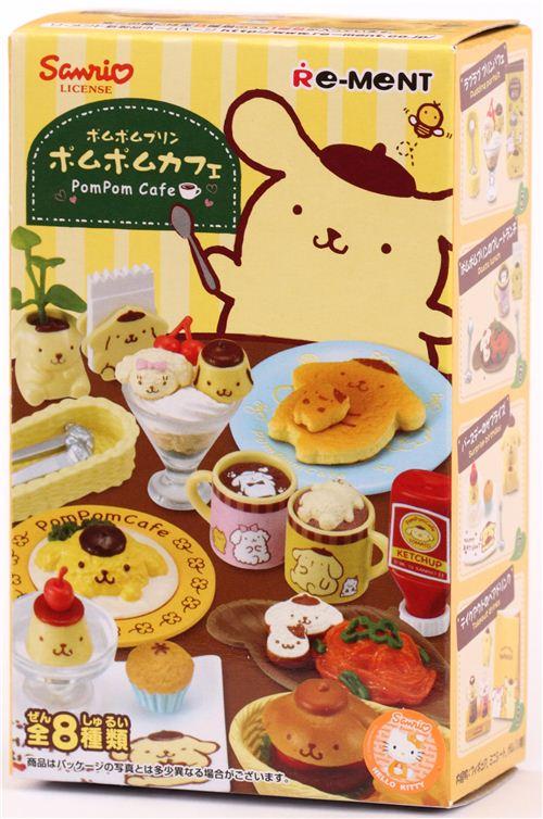 Pom Pom Purin Cafe Restaurant Food Re Ment