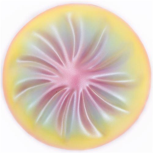 Squishy Steam Bun : cute colorful rainbow steam bun squishy kawaii Connie - Food Squishy - Squishies - Kawaii Shop ...