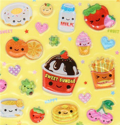 Cute Craft Supplies Background