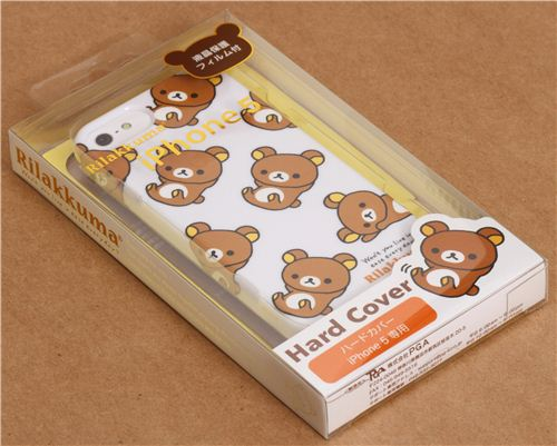 custodia iphone orso