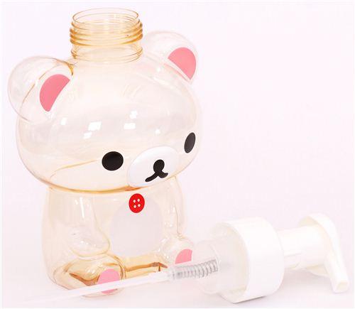 Rilakkuma White Bear Shampoo Bottle Soap Dispenser Other