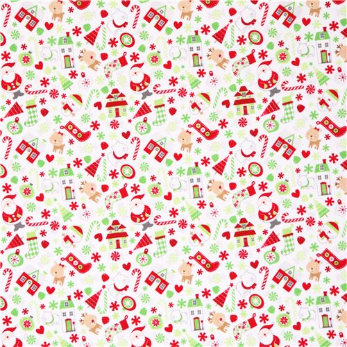 riley blake christmas flannel fabric home for the holidays 2