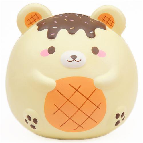 Super Jumbo Fat Fat Yummiibear Squishy By Creamii Candy