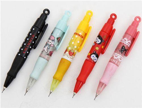 Cute Horse School Pencil bag Large Kawaii Pens & Pencils case Storage bag  Stationery School supplies