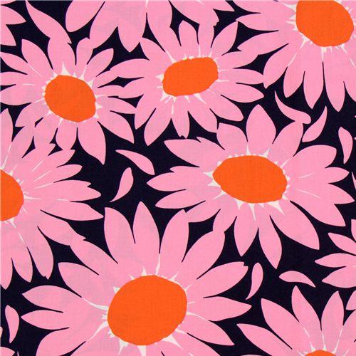 Vera bradley fabric pink sunflowers kawaii fabric fabric vera bradley fabric pink sunflowers 05m 1 mightylinksfo