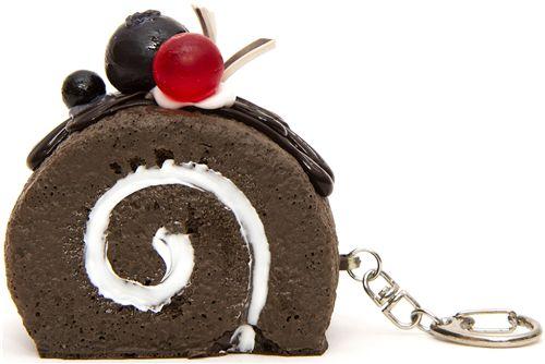 big chocolate cake squishy cellphone charm - Food Squishy - Squishies - Kawaii Shop modeS4u