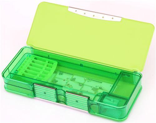 big cloverleaf diamond glitter pencil case 2 compartments 6  sc 1 st  modeS4u & big cloverleaf diamond glitter pencil case 2 compartments - Pencil ... Aboutintivar.Com