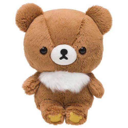 Hay Hay Chicken Stuffed Animal, Big Cute Kogumachan Teddy Bear By San X Modes4u