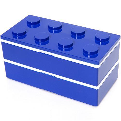 Grande scatola porta pranzo bento tipo mattoncino - Porta merenda bimbi ...