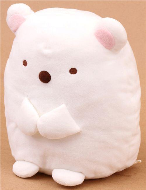 Polar Bear Christmas Dog Toy