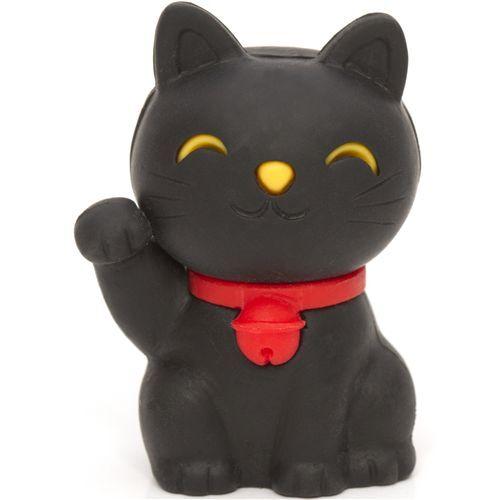 Iwako Maneki Neko Erasers New Version Lucky Cat
