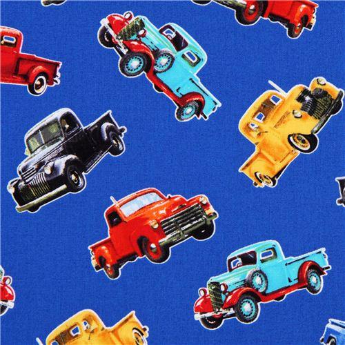 Classic Car Fabric