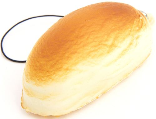 Squishy Bread : bread bun squishy cellphone charm - Food Squishies - Squishies - Kawaii Shop modeS4u