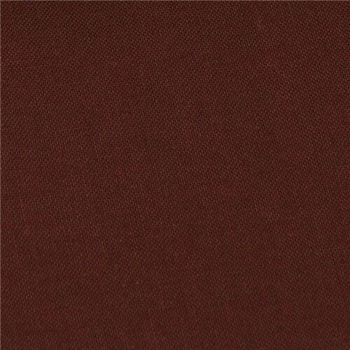 Robert Kaufman Kona Cotton Fabric Cocoa