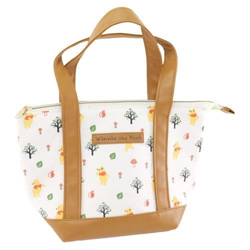 Cream Winnie The Pooh Lunch Bag Thermal From An 1